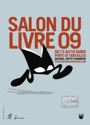 Salon du Livre 2009, Paris